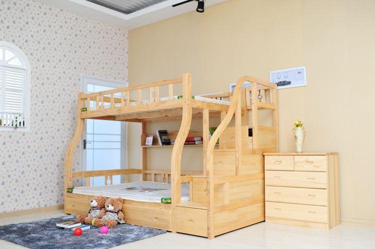 孩子睡高低床好不好   高低床有什么缺点