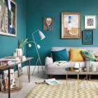 普通人到底怎么选沙发跟墙漆的颜色才能显得高级?