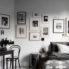 房间想要挂些装饰品 怎么样才能最少的破坏墙面呢?